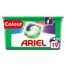 Ariel 3In1 Colour Pods 19 Washes