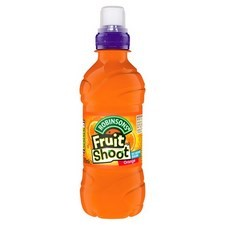 Robinsons Fruit Shoot No Added Sugar Orange 275ml
