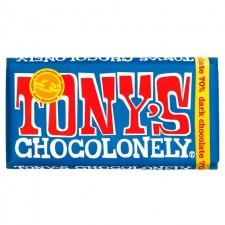 Tonys Chocolonely Dark Chocolate 180g