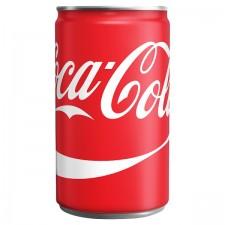 Coca Cola Regular 24x150ml Cans