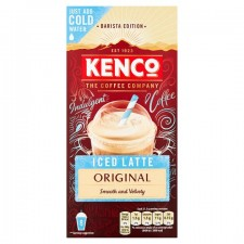 Kenco Instant Iced Latte 8 Pack