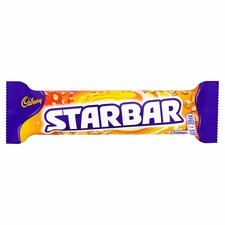 Retail Pack Cadbury Starbar Box of 32