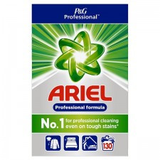 Ariel Professional Antibacterial Powder 130 Wash 8.45kg