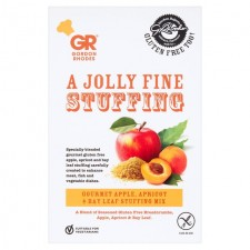 Gordon Rhodes A Jolly Fine Stuffing Apple Apricot and Bay Leaf Stuffing Mix 125g