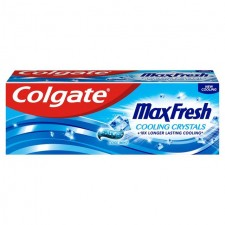 Colgate Max Fresh Cool Mint Toothpaste 20ml