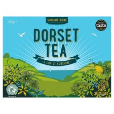 Dorset Tea 80 Luxury Teabags