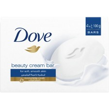 Dove Beauty Soap 4x100g