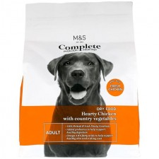 Marks and Spencer Complete Dry Dog Food Hearty Chicken with Country Vegetables 1.2kg