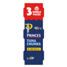 Princes Tuna Chunks In Oil 3x80g