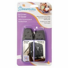 Dreambaby Flat Screen TV Saver 2 Pack
