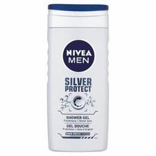 Nivea for Men Silver Protect Shower Gel 250ml