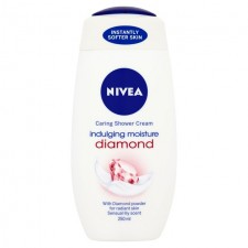 Nivea Diamond Touch Shower Cream Oil 250ml