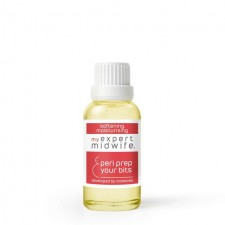 My Expert Midwife Prep Your Bits Perineal Massage Oil 30ml