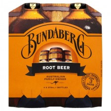 Bundaberg Root Beer 4 x 375ml