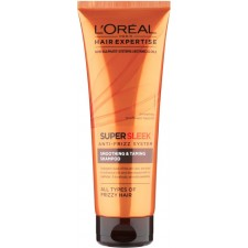 L'Oreal EverSleek Smoothing Intensive Nourish Shampoo 250ml