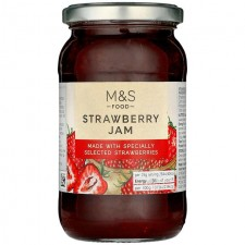 Marks and Spencer Strawberry Jam 454g