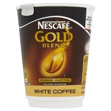 Nescafe Gold Blend White Coffee 8 Cap Pack x 4 Packs