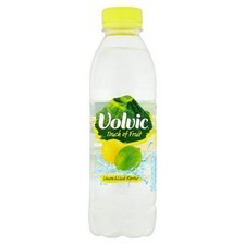 Volvic Touch Of Fruit Lemon and Lime 500ml