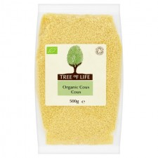Tree of Life Organic Cous Cous 500g