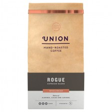 Union Coffee Hand Roasted Rogue Espresso Beans 200g