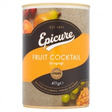 Epicure Fruit Cocktail in Syrup 411g