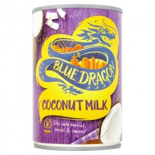 Retail Pack Blue Dragon Coconut Milk 6x400ml