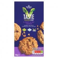 Morrisons V Taste Oat and Raisin Cookies 150g