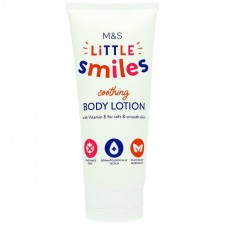 Marks and Spencer Little Smiles Soothing Baby Lotion 200ml