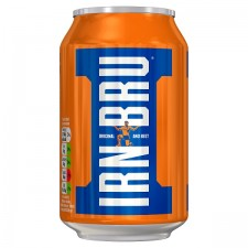 Retail Pack Irn Bru 24 x 330ml Cans