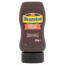 Branston Small Chunk Pickle Squeezy 350g