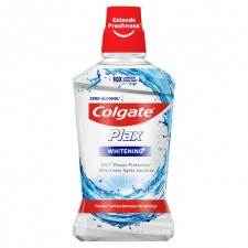 Colgate Plax Whitening Mouthwash 500Ml