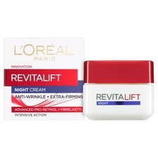 L'Oreal Revitalift Anti-Wrinkle Night Cream 50ml