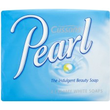 Cussons Pearl Soap 4 Pack