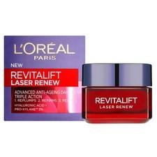 L'Oreal Revitalift Laser Renew Advanced Anti-Ageing Moisturiser 50ml
