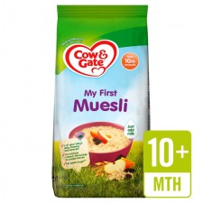 Cow and Gate 10+ Months My First Muesli 330g