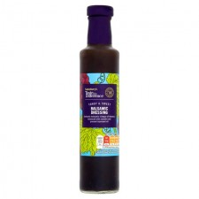 Sainsburys Balsamic Dressing Taste The Difference 255ml