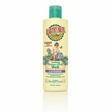 Jason Earths Best Lavender Shampoo and Bodywash 250ml