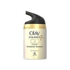 Olay Total Effects Moisturiser CC Cream Light SPF15 50ml