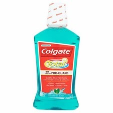 Colgate Total Mouthwash Spearmint 500ml