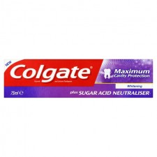 Colgate Maximum Cavity Protect Whitening 75ml