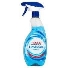 Tesco Limescale Remover Trigger Spray 500ml