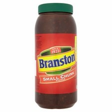 Catering Size Branston Pickle Small Chunk 2.55kg