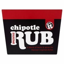 Spicentice Chipotle Rub 50g