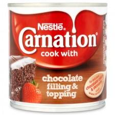 Carnation Chocolate 363g