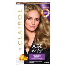 Nice N Easy Age Defy Permanent Hair Colour 8G Medium Golden Blonde