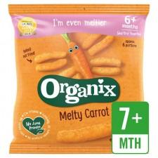 Organix 7 Month Melty Carrot Puffs 20G