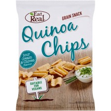Cofresh Quinoa Sour Cream and Chive Flavoured Chips 80g