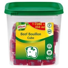 Catering Size Knorr Beef Stock Cubes x60