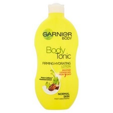 Garnier Body Tonic Firming Hydrating Lotion 400ml