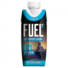 Fuel Liquid Breakfast Vanilla 330ml